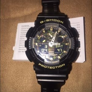 Mens Casio G Shock Watch